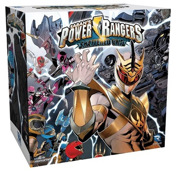 Power Rangers: Heroes of the Grid- Shattered Grid Expansion