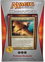 Magic: Commander 2013: Power Hungry