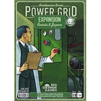 Power Grid: Expansion: Russia/Japan