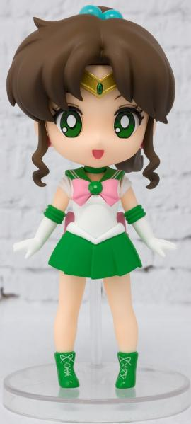 Pretty Soldier Sailor Moon Bandai Figuarts Mini: Sailor Jupiter