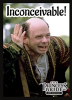 Princess Bride 30th Anniversary: Sleeves- Inconceivable!