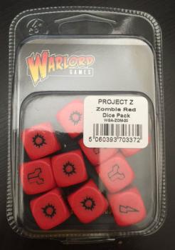 Project Z: Dice Pack #1