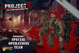 Project Z: Special Operations Team
