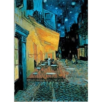 Puzzle (1000 Piece): Cafè De Nuit (Damaged)