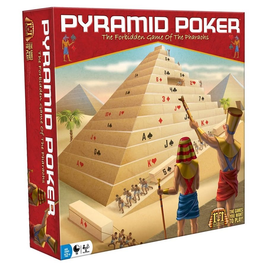 Pyramid Poker [Damaged]