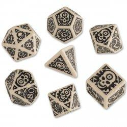 Q-Workshop: 7 Dice Set- Adventures in the East Mark