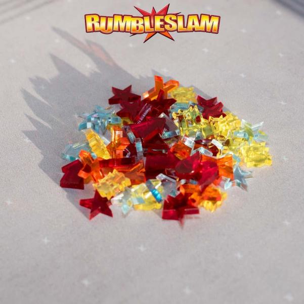 RUMBLESLAM: Counters and Tokens