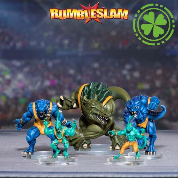 RUMBLESLAM: Teams- The Cold Bloods