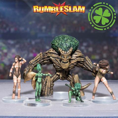 RUMBLESLAM: Teams- The Timber Fists