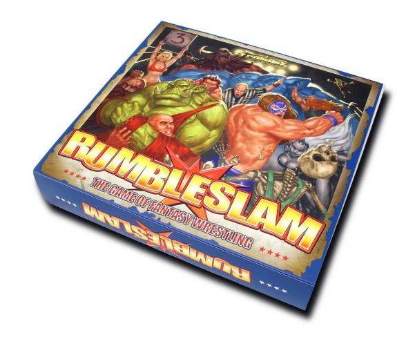 RUMBLESLAM: The Game Of Fantasy Wrestling