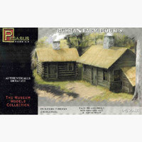 Pegasus Hobbies: Russian Farm Houses