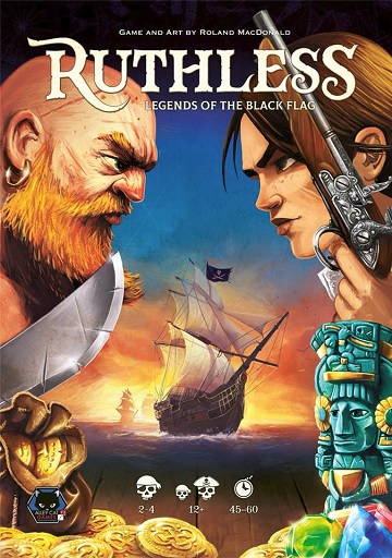 RUTHLESS: LEGENDS OF THE BLACK FLAG