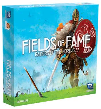 Raiders of the North Sea- Fields of Fame Expansion
