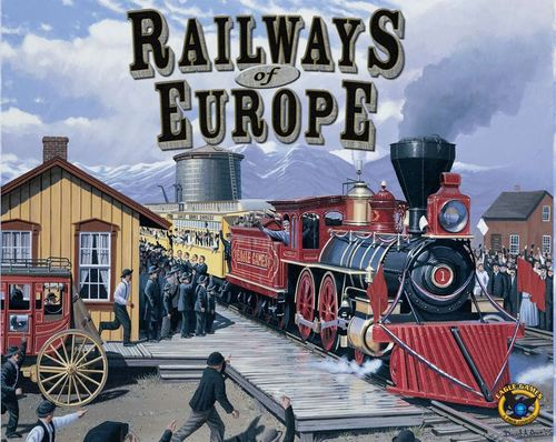 Rails of Europe [SALE]