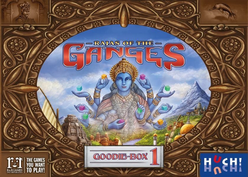 Rajas of the Ganges - Goodie Box