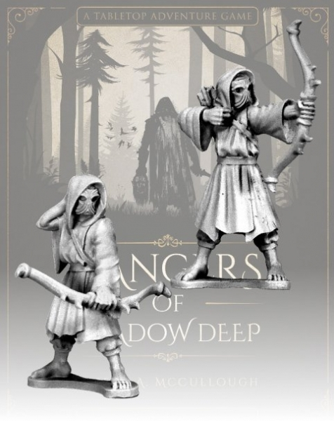 Rangers of Shadow Deep: Temple Guardian Archers