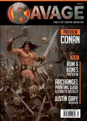 Ravage Magazine #17 (English Edition)