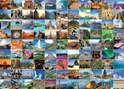 Ravensburger Puzzles (1000): 99 Beautiful Places on Earth