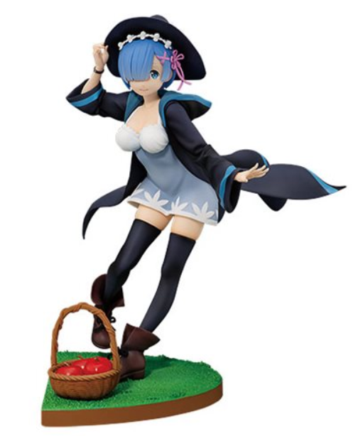 Re:Zero Starting Life in Another World: Rem (Ichiban Figure)
