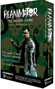 Reanimator: The Board Game - Dual Expansion Pack (Sale)