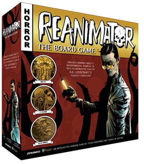 Reanimator: The Board Game (Sale)