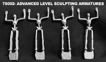 Reaper: Advanced Level Sculpting Armatures