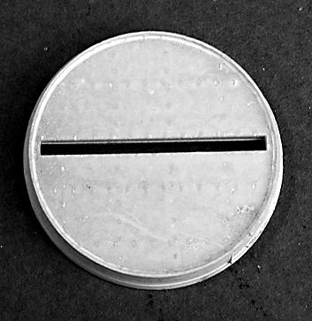 Reaper: Chronoscope: Round 40mm Metal Bases (2)
