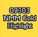 Reaper Master Series Paints 09303: NMM Gold Highlight