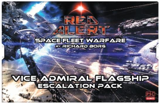 Red Alert: Vice Admiral Flagship Escalation Pack