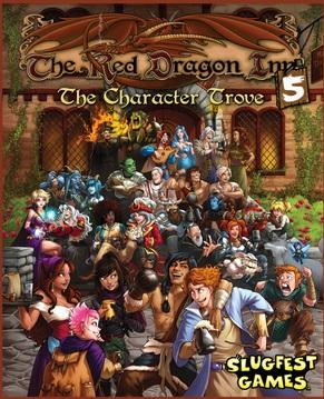 Red Dragon Inn 5: The Character Trove [Damaged]