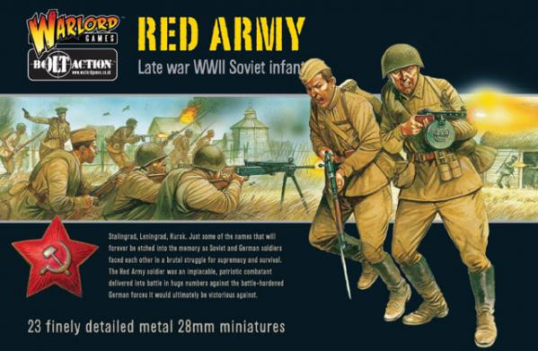 Bolt Action: Soviet: Red Army