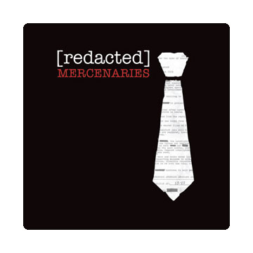 Redacted Mercenaries (SALE)