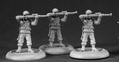 Reich of the Dead: GI Riflemen