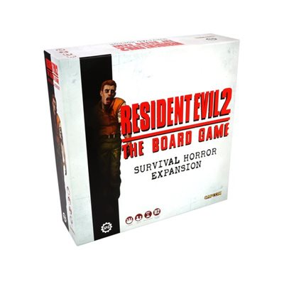Resident Evil 2: The Board Game- Survival Horror
