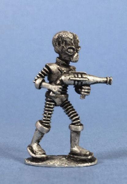 Retro Raygun: Zenithian- Trooper 1