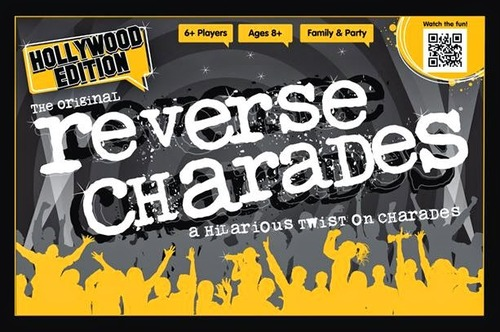 Reverse Charades: Hollywood Edition (SALE)