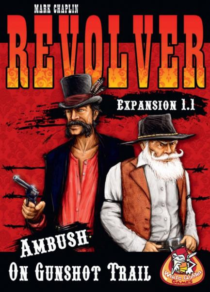 Revolver: Ambush on Gunshot Trail (SALE)