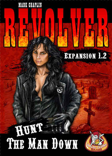 Revolver: Hunt The Man Down (SALE)