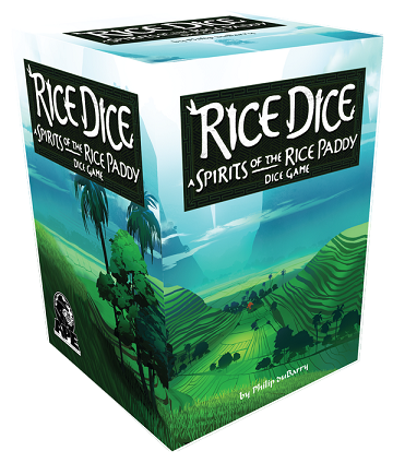 Rice Dice: Spirits of the Rice Paddy Dice Game