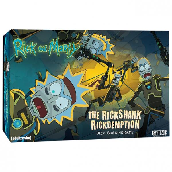 Rick And Morty: The Rickshank Redemption [Damaged]