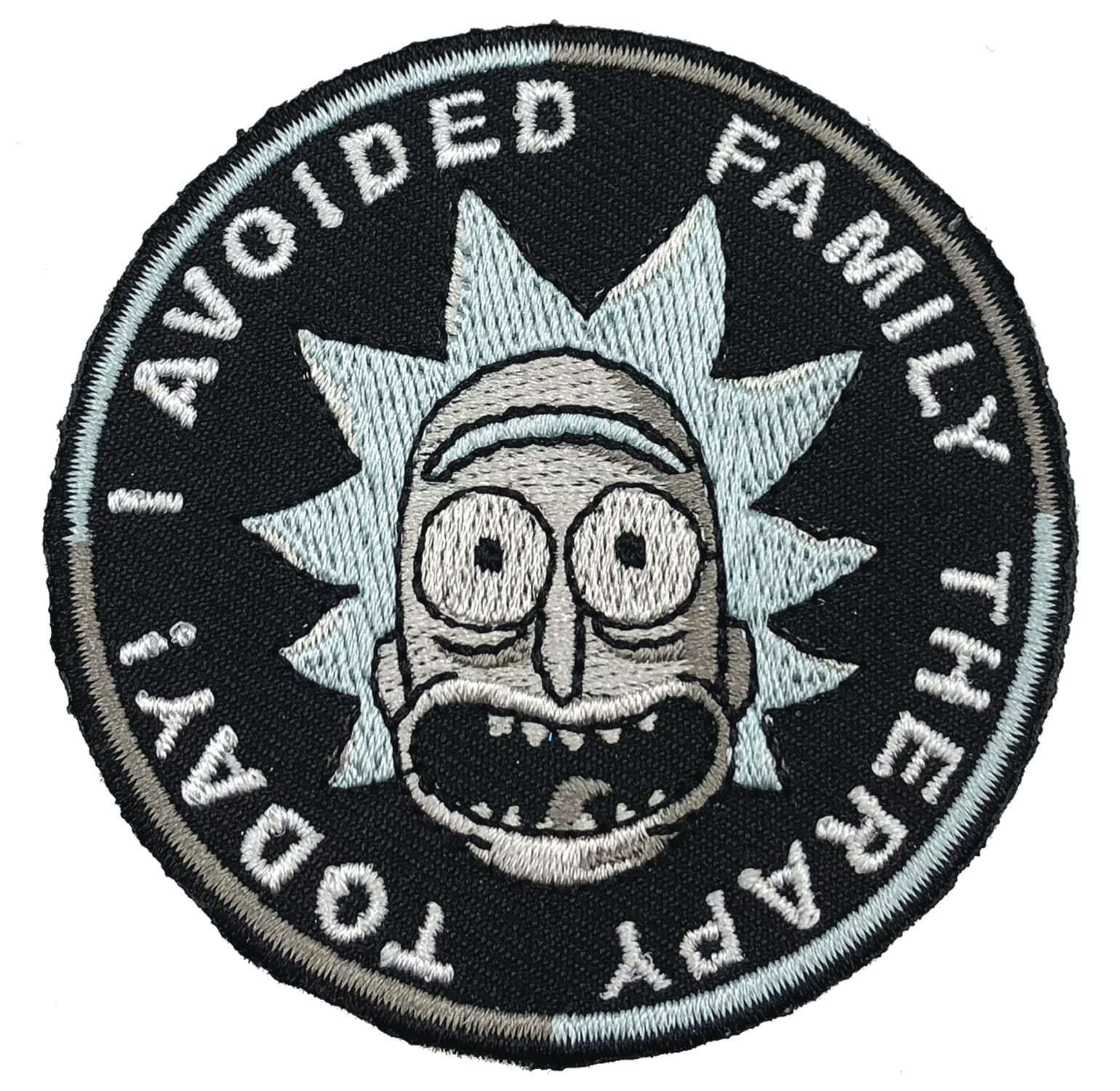 Rick and Morty: I AVOIDED FAMILY THERAPY PATCH