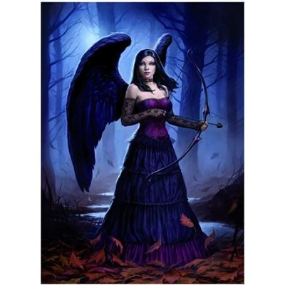 Ricordi Arte Puzzles: Dark Cupid