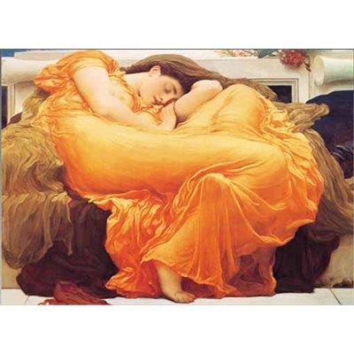 Ricordi Arte Puzzles: Flaming June