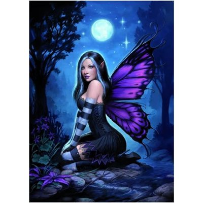 Ricordi Arte Puzzles: Night Fairy