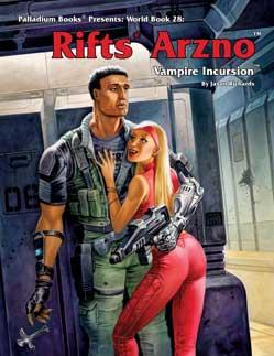 Rifts: World Book 28- Arzno