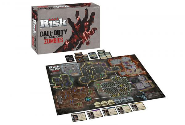 Risk: Call of Duty Black Ops Zombie