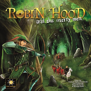 Robin Hood and the Merry Men (Sale)