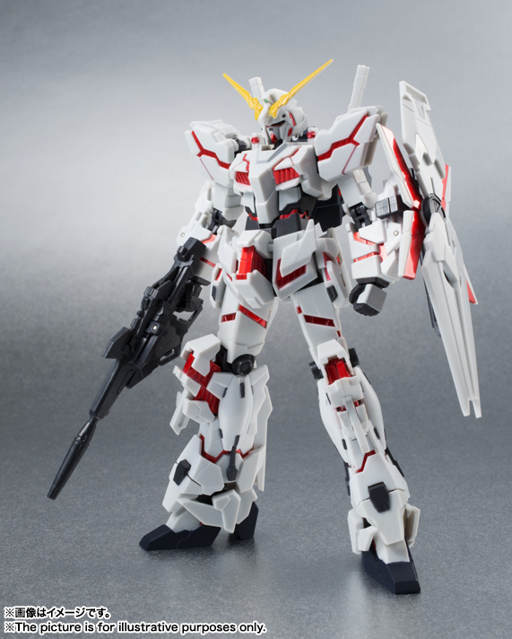 Robot Spirits: #159 Unicorn Gundam (Full Armor Joint)