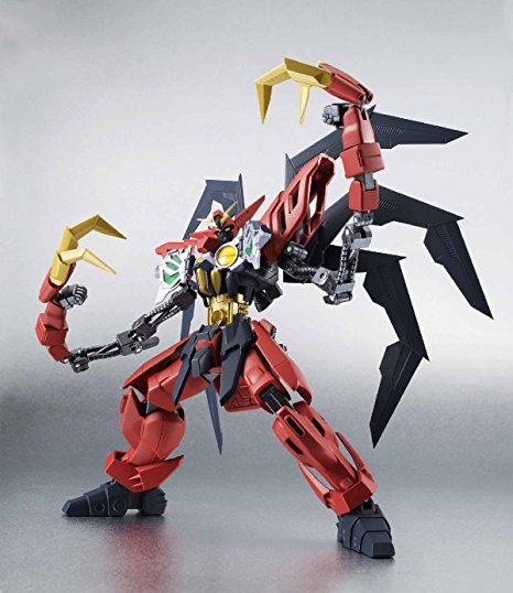 "Robot Spirits: Gundam Virsago Chest Break ""Gundam X"""
