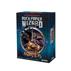 Rock Paper Wizard: Fistful of Monsters